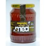 Med květový malinový - 950 g