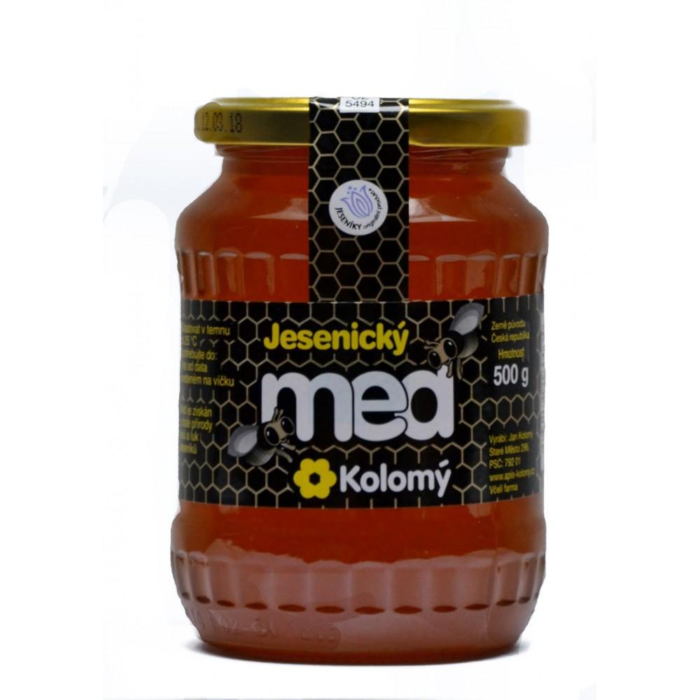 Med květový - 500 g