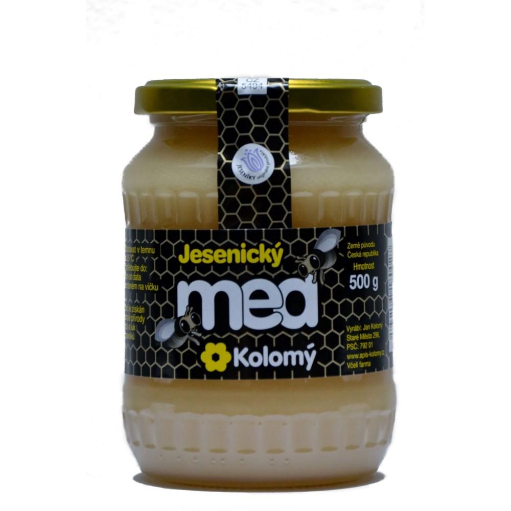 Med květový pastovaný - 0,5 kg